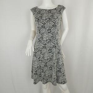 Adrianna Papell Sleeveless Knit Dress